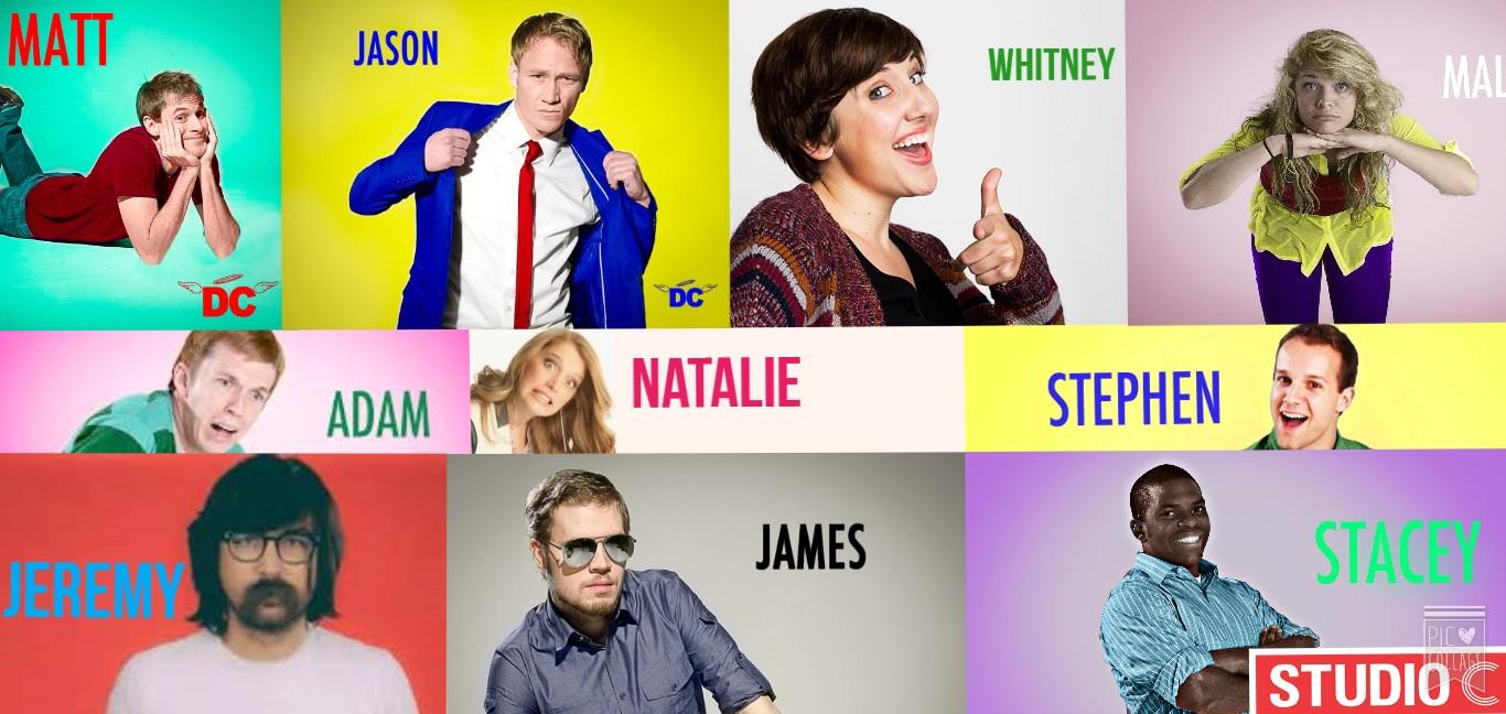 Vote for Your Favorite Cast Member! | Studio C Wikia | Fandom ...