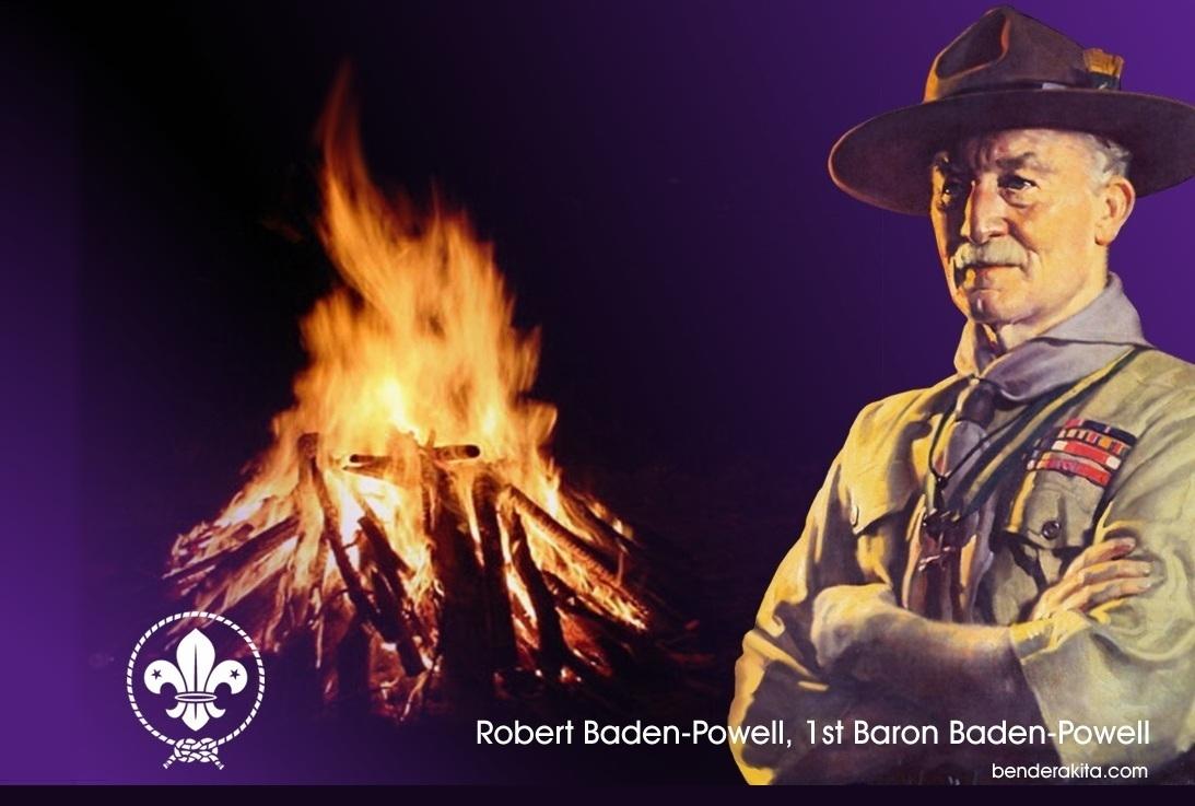 robert baden powell 1st baron baden powell scouting