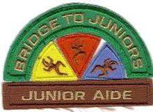 Brownie Bs with Bridge and Junior Aide