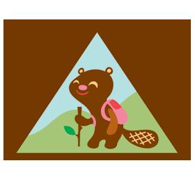 Brownie hiker large