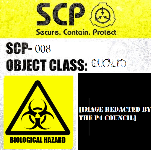 Scp 008 Scp Containment Is Magic Wiki Fandom Powered