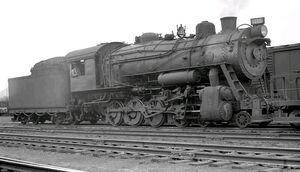 Lost Engines of Roanoke - Norfolk & Western 1118 (M2 4-8-0)