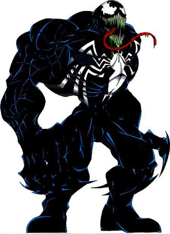 Ultimate spider man venom