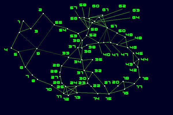 Solarpedia Universe Map