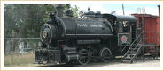 Train Festival 2009 - Flagg Coal Co. 0-4-0T No. 75