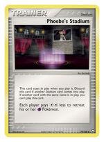 EX-16 079 Phoebe's Stadium