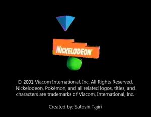 Nickelodeon logo from Midnight Guardian