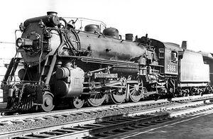 Steam - Boston & Maine No. 3666 (B M Walker)