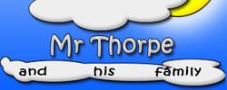 Thorpe banner