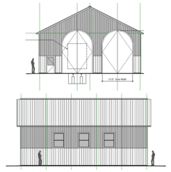 Future - Plans - Car Barn