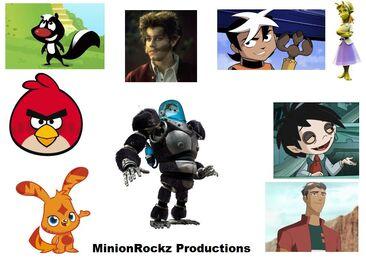 MinionRockz Productions