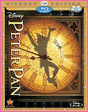 Peter Pan On Bluray 2
