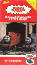 James Leans A Lesson and Other Stories
