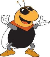 Puck the Fly