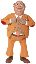 Nick Jr. LazyTown Mayor Milford Meanswell 3