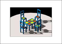 Gimyckotableandchairs