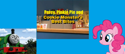 Percy, Pinkie Pie & Cookie Monster's Best Bites