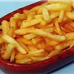 21. batata frita