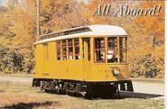 Shining Time Station Characters - Season 1 Trolley to the Anything Tunnel of Make-Believe (Shelburne Falls & Colrain Street Railway No. 10)