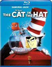 Samurai Jack The Cat In The Hat