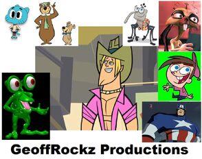 GeoffRockz Productions