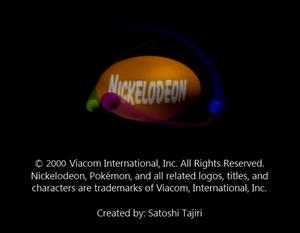 Nickelodeon Logo From Charizard