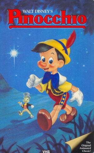 Pinocchio1985VHS