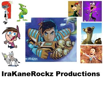 IraKaneRockz Productions