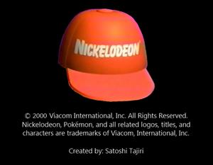 Nickelodeon Logo From Water Blast