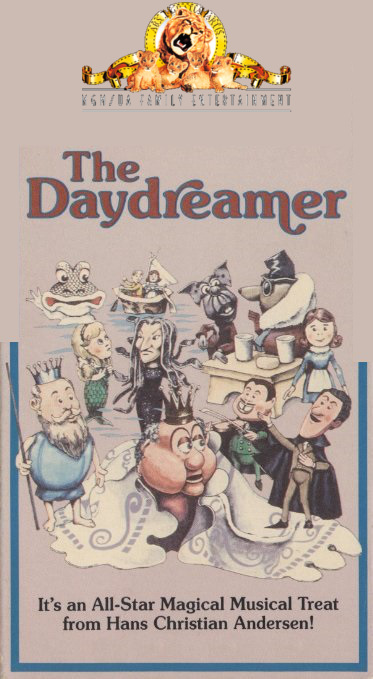 opening to the daydreamer 1995 vhs