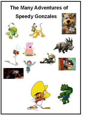 The Many Adventures of Speedy Gonzales