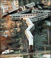 1999-03-15 - Bourbonnais, Illinois train accident