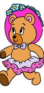 Tessie bear 2D