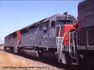 1989-05-12 - San Bernardino Train disaster SP7549