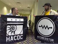 HacDC-NYCresistor logos