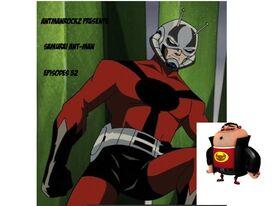 Samurai Ant-Man