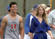 Taylor-swift taylor-lautner
