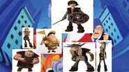 Oliver and company cartoon desktop wallpaper-HD-560x315 - Copy