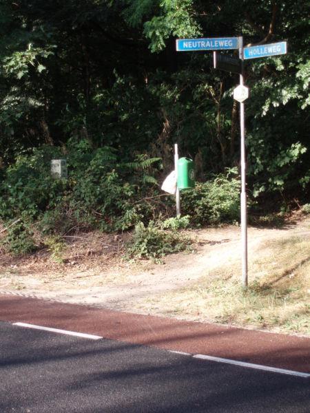 Border marker DE-NL South 591