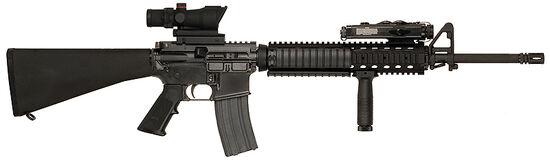 M16A4 MWS