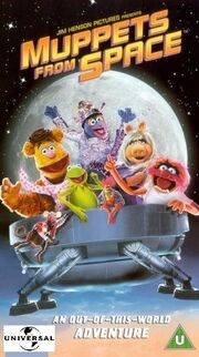 Muppets from space uk vhs