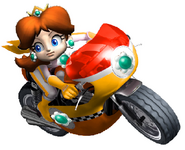 Mario Kart Wii - Daisy