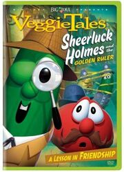 VeggieTales Sheerluck Holmes and the Golden Ruler (2006) DVDRip XviD