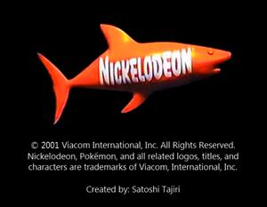 Nickelodeon logo from Crimson Warrior