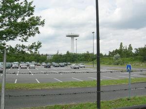 Watertoren Industriepark Mechelen-Noord