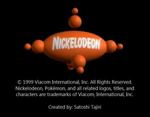 Nickelodeon Logo From Fighting Tournament