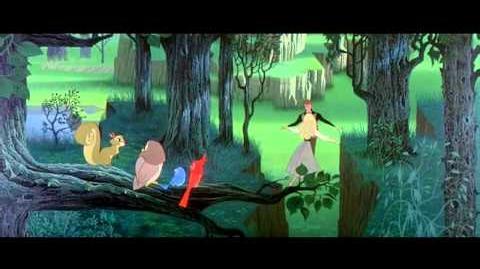 The Little Briar Rose Trailer