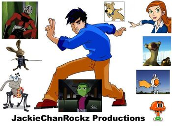 JackieChanRockz Productions