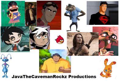 JavaTheCavemanRockz Productions