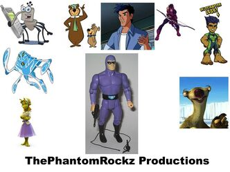 ThePhantomRockz Productions